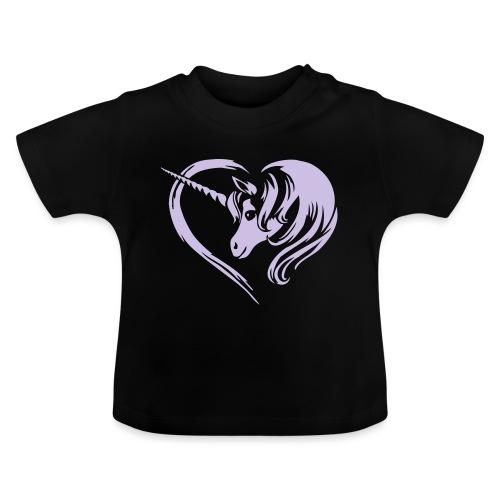 Unicorn Heart - Baby T-Shirt