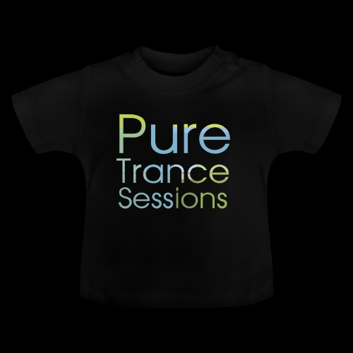 PureTrance100 transparantGROOT kopie png - Baby T-Shirt