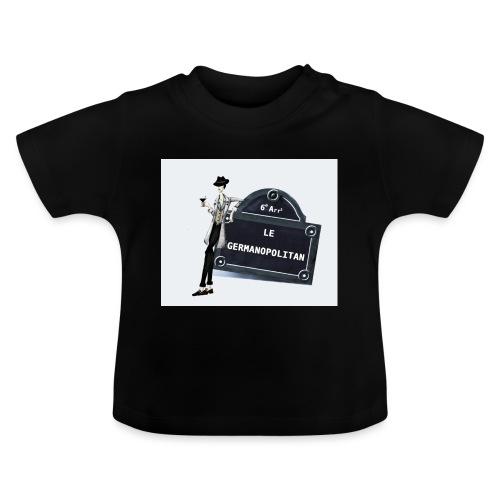 Sac Le Germanopolitan - T-shirt Bébé
