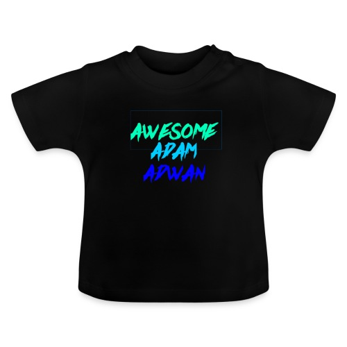 the awesome adam merch - Baby T-Shirt