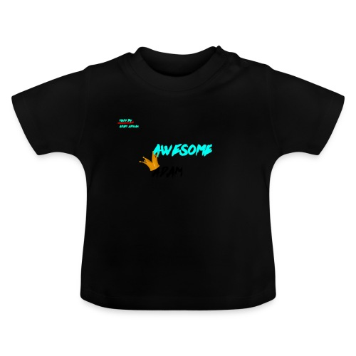 king awesome - Baby T-Shirt