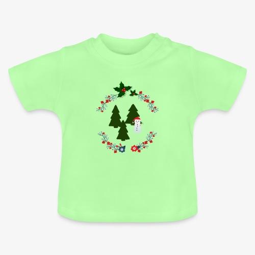 bonhommeneige3 - Baby T-Shirt