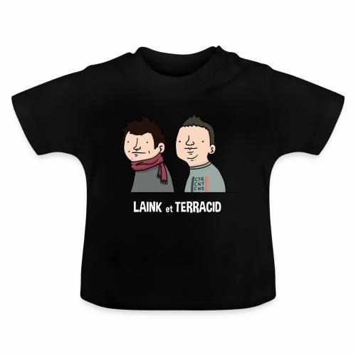 Laink et Terracid old - T-shirt Bébé