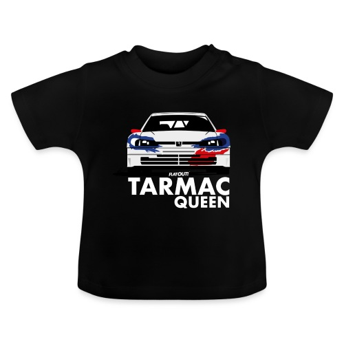 306 Maxi Rallye Tarmac Queen - T-shirt Bébé