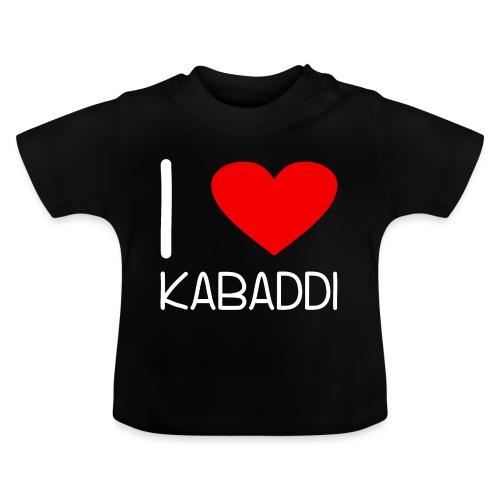 Kabaddi Kabadi Sportart India Südasien Shirt Gesch - Baby T-Shirt