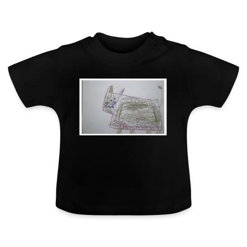 Kissa - Vauvan t-paita
