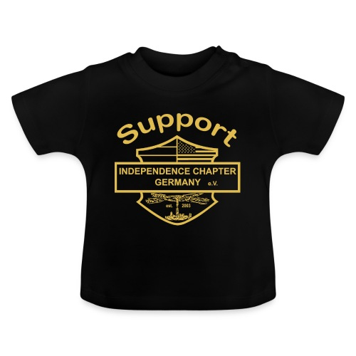 Support Indis gold - Baby T-Shirt