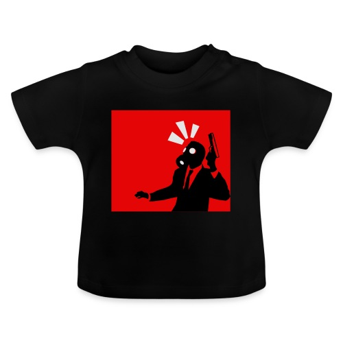 Gasmask - Baby T-Shirt