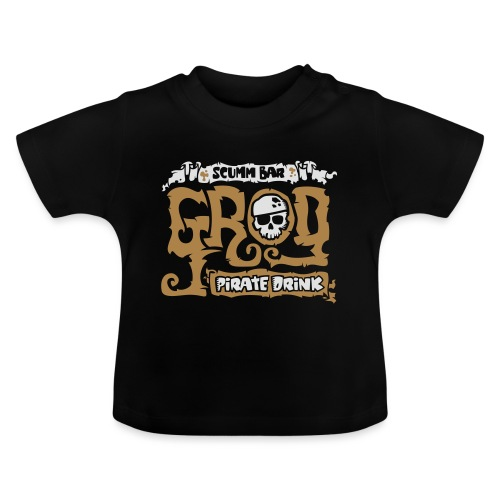 Scumm Bar Grog - Camiseta bebé