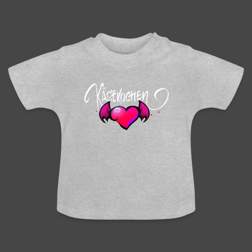 Logo and name - Baby T-Shirt