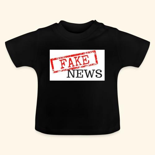 fake news - Baby T-Shirt