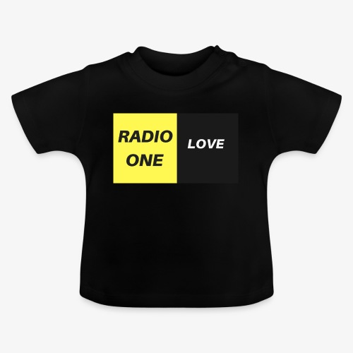 RADIO ONE LOVE - T-shirt Bébé