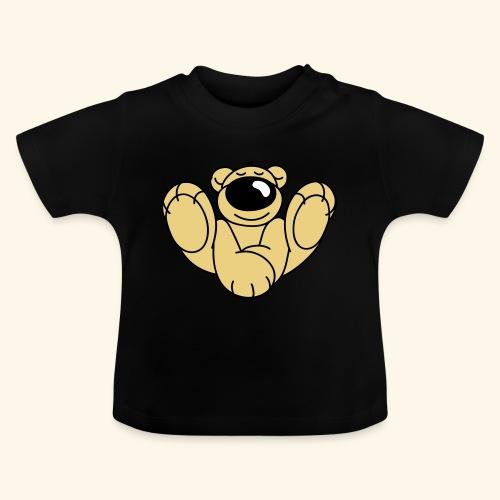 Yoga Bär - Baby T-Shirt