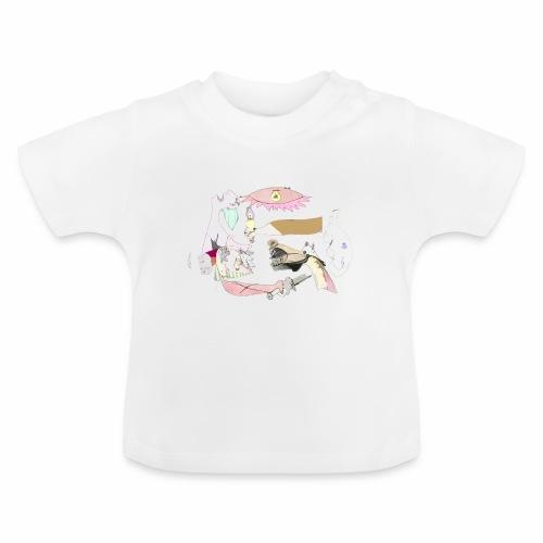 Pintular - Camiseta bebé