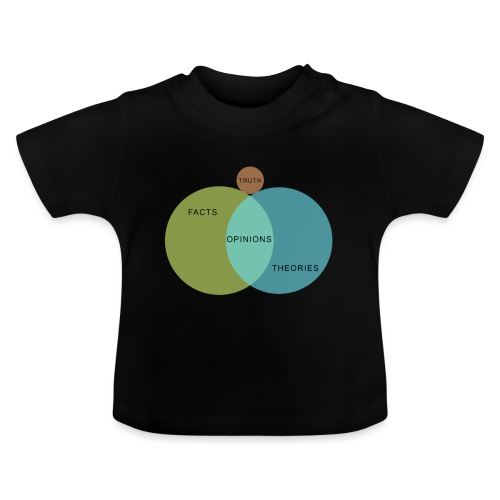 Ven Diagram Truth - Baby T-Shirt