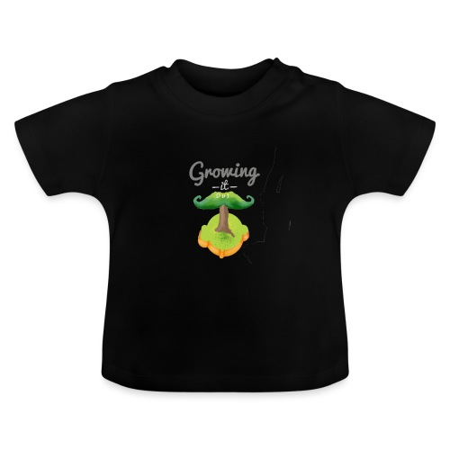 Moustache tree - Baby T-Shirt
