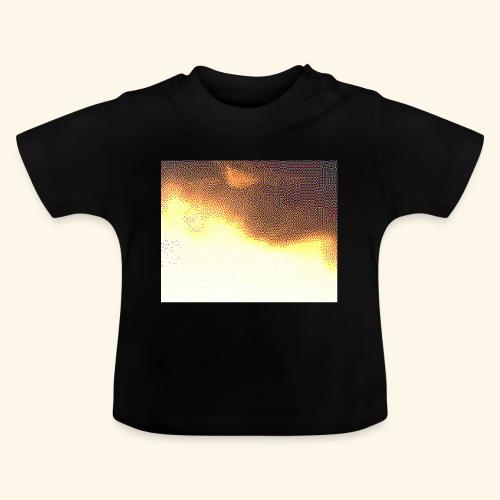 sky cloud - T-shirt Bébé