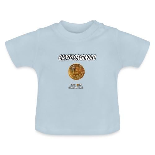 Cryptomaniac - Maglietta per neonato