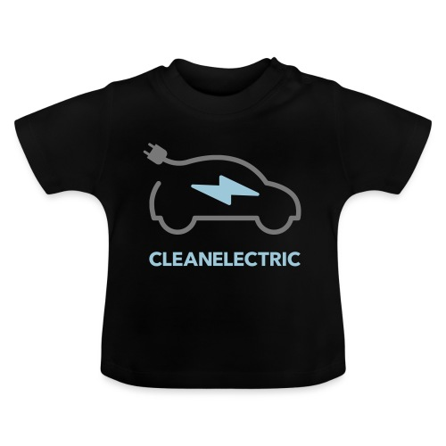 CLEANELECTRIC Logo - Baby T-Shirt