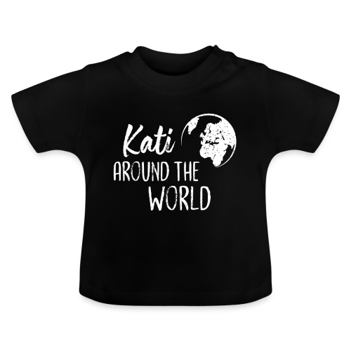 Kati around the world logo - Baby T-Shirt