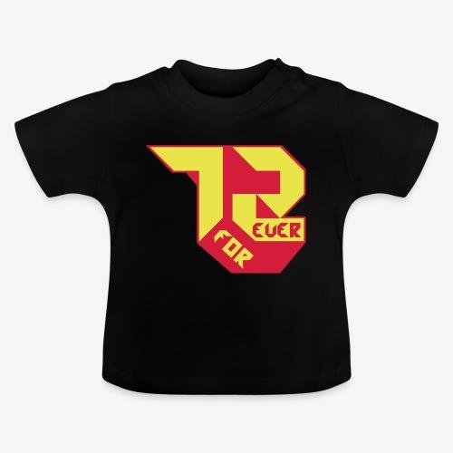 création 72 for Ever collection 01 , année 1972 - T-shirt Bébé