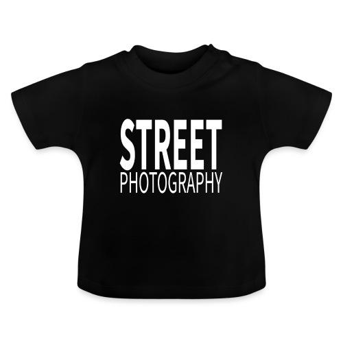 Street Photography T Shirt - Maglietta per neonato