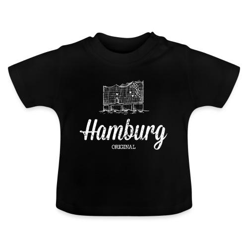 Hamburg Original Elbphilharmonie - Baby T-Shirt