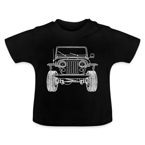 Jeep CJ 8 Scrambler - T-shirt Bébé