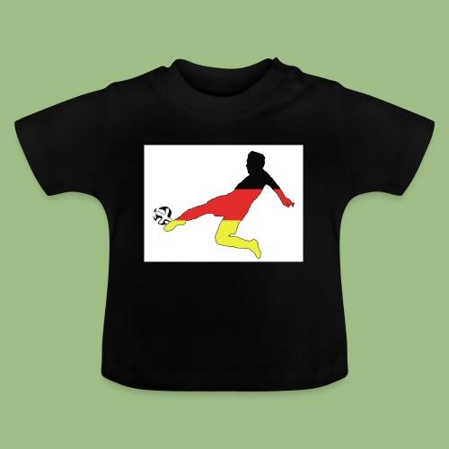 Mario Götze. Germany World Cup Winners - Baby-T-shirt