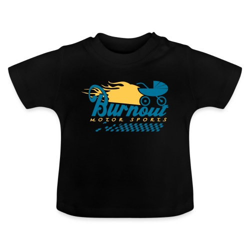 Burnout_Buggy - Baby T-Shirt