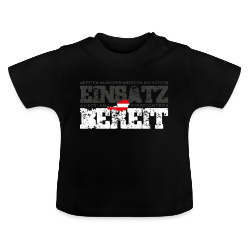 Austrian Firefighters Edition 2017 - Baby T-Shirt