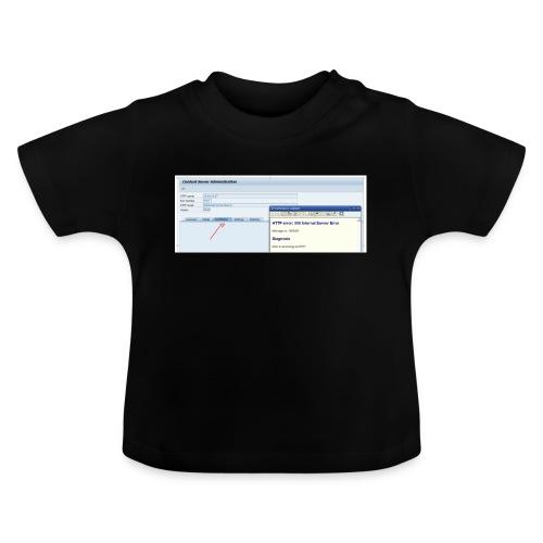 Certificates - T-shirt Bébé