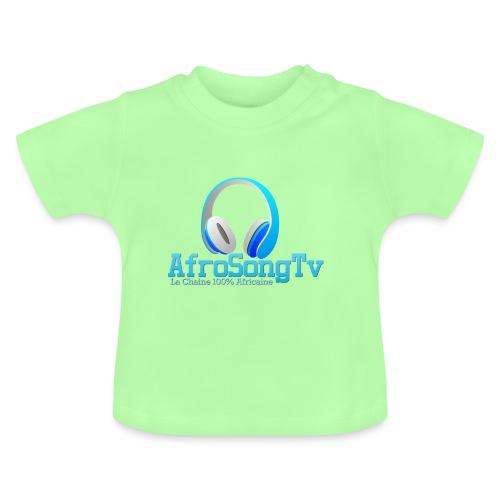 logo - Camiseta bebé
