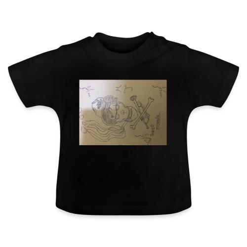 Miggy Trumpet new logo - Baby T-Shirt