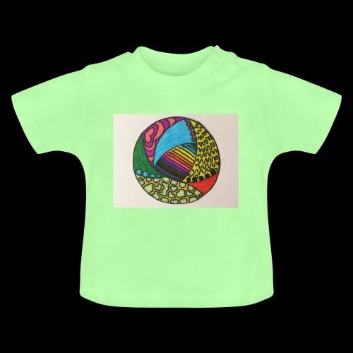 circle corlor - Baby T-shirt