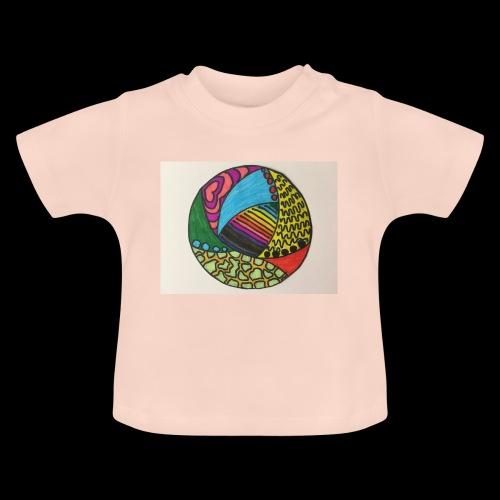 circle corlor - Baby T-shirt