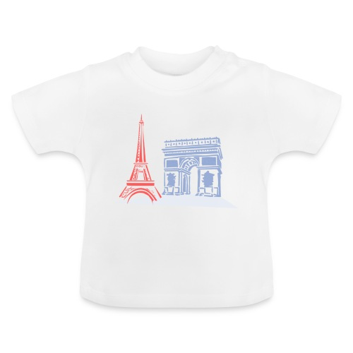 Paris - T-shirt Bébé