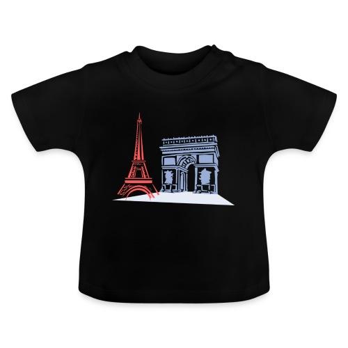 Paris - T-shirt Bébé
