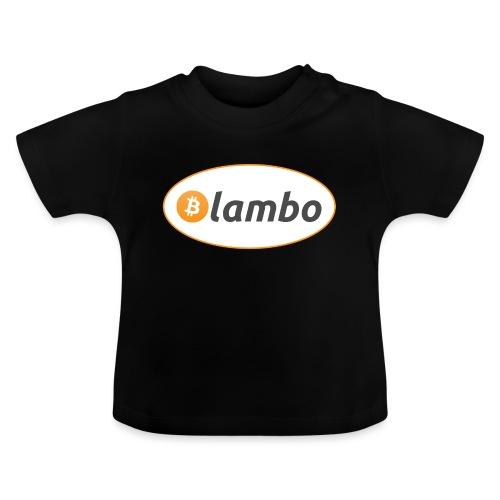 Lambo - option 1 - Baby T-Shirt