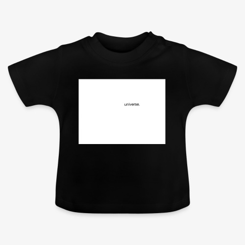 UNIVERSE BRAND SPONSOR - Maglietta per neonato