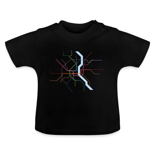 Subway Cologne (hell) - Baby T-Shirt