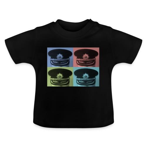 kepis - Camiseta bebé