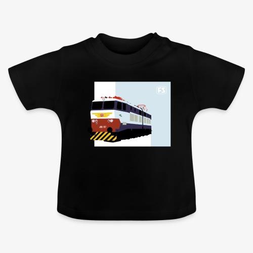 FS E 656 Caimano - Maglietta per neonato