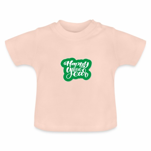 flubbers new year - Baby T-Shirt