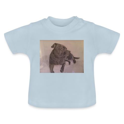 My dog - Baby-T-shirt