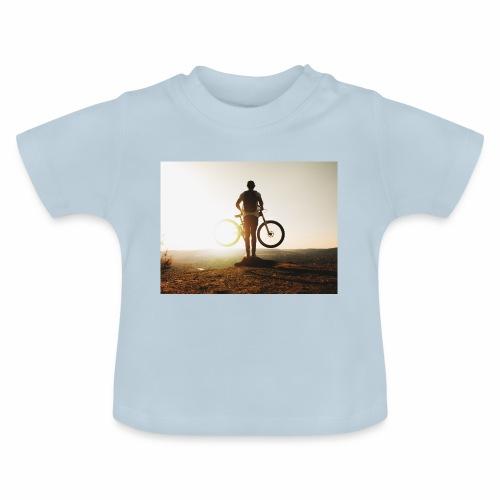 Mountain bike - Baby-T-shirt