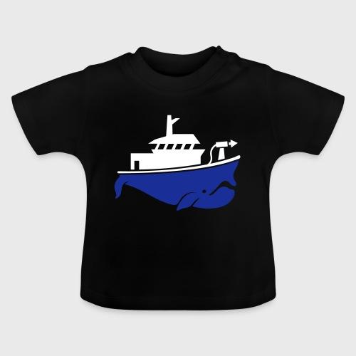 Sauver les Baleines - T-shirt Bébé