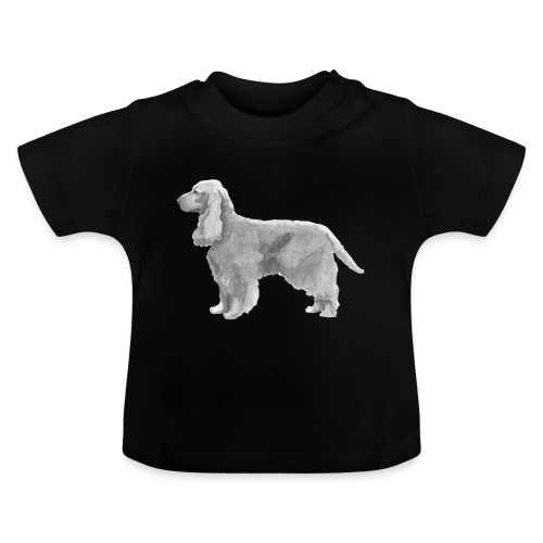 English cocker spaniel golden - Baby T-shirt