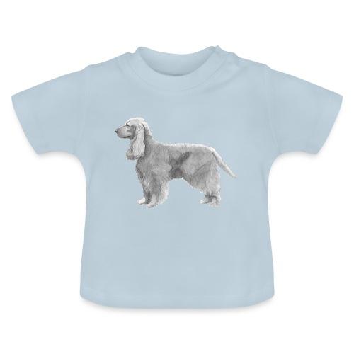 English cocker spaniel golden - Baby T-shirt