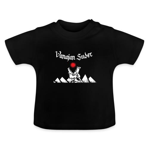 Auringonsyöjä - Vauvan t-paita